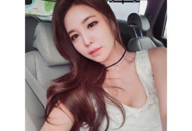 渾圓飽滿又甜美的極品正妹姜藝彬Kang Yebin 顏值高又把貼身衣服撐的好鼓啊
