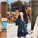 越南辣妹好身材!飯店內穿浴袍自拍「中路大開」碗公奶深夜放送中: 另一張沒穿bra吧?