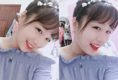 清新萌妹子!隱藏在越南傳統服飾下的好身材...泳池辣曬白桃奶:好想咬一口