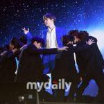 終於等到你!!   姜丹尼爾《Color on Me》發售首日銷量創韓國樂壇新紀錄