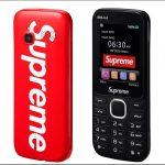 潮牌Supreme推出復古3G老人機比iPhone還貴!
