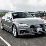 Audi A5 Sportback S line進化版台灣限量升級   運動型男!