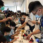 新竹自造者嘉年華開幕 充滿科技及新奇玩意