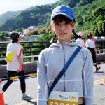 女星跑12K馬拉松 遇電梯靈異事件