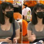 統一獅球迷火辣引導播狂拍 網瘋傳「U領緊身上衣」正面清晰照