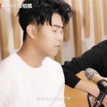 型男美聲演唱 《刻在》中英混合版