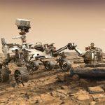 NASA「毅力號」抵火星 傳回首張影像